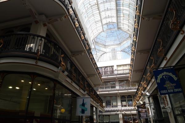 Barton Arcade, Manchester