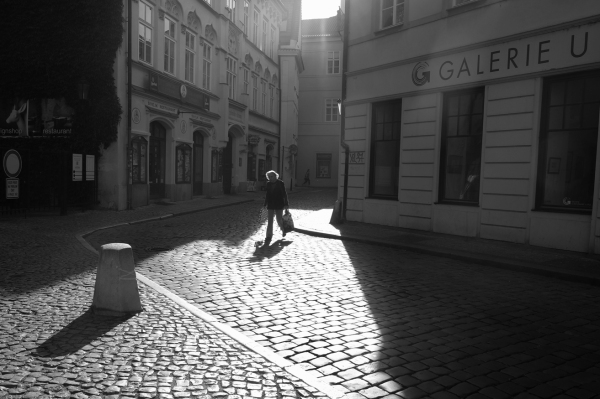 Stare Mesto Morning, MJJ